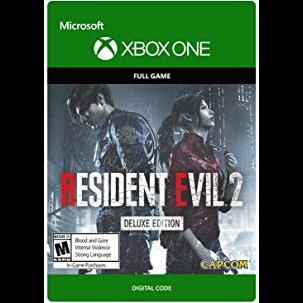 Resident evil 2 Deluxe Edition Xbox One Digital code Europe (VPN/Global)