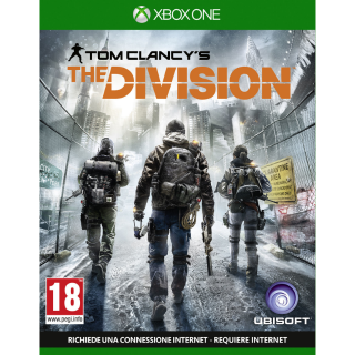 Tom Clancys The Division XBOX ONE KEY Europe [Instant Delivery]