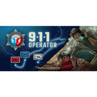 911 Operator + Special Resources DLC - Steam Key GLOBAL - INSTANT