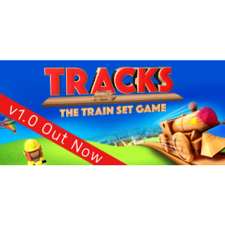 Tracks - The Toy Train Tracks Set Simulator Game - STEAM KEY - INSTANT DELIVERY