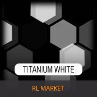 Hex Tide | Titanium White