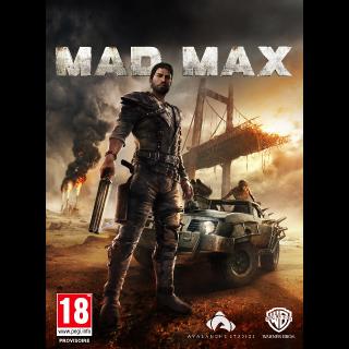 Mad Max + Ripper + DLCs (Steam GLOBAL)