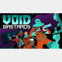 VOID BASTARDS Steam Key Global