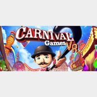 Carnival Games VR Steam Key Global