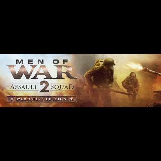 Men of War: Assault Squad 2 War Chest Edition STEAM KEY GLOBAL
