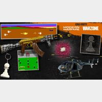 Call of Duty: Warzone Exclusive Rewards - PS5/PC/Xbox