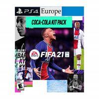 FIFA 21: Coca-Cola Kit Pack DLC - PS4 EU
