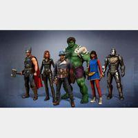 [PS4/XBOX/STEAM]Marvel's Avengers: Preorder Bonus l Global