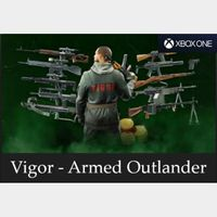 Vigor: Armed Outlander Bundle - Xbox One