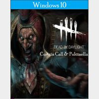 [Windows 10]Dead by Daylight: Curtain Call & Pulcinella DLC