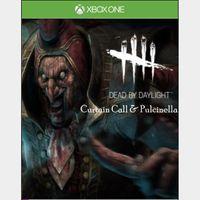 [XBOX]Dead by Daylight: Curtain Call & Pulcinella DLC