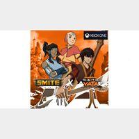 SMITE - Avatar x SMITE Starter Pass DLC - Xbox One