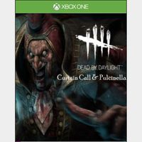 [XBOX]Dead by Daylight: Curtain Call & Pulcinella DLC