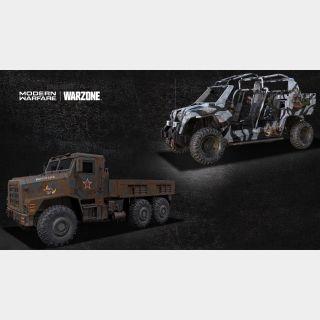 Call of Duty: Warzone/Modern Warfare Vehicle Skins