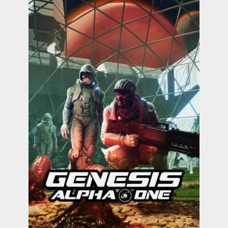 Genesis Alpha One Deluxe Edition Global Instant Delivery