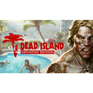 Dead Island Definitive Edition Steam Key [Instant Delivery] [PC]
