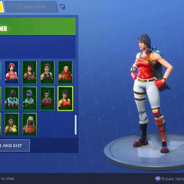Fortnite Account +30 Skins FAST Shipping  - Other - Gameflip