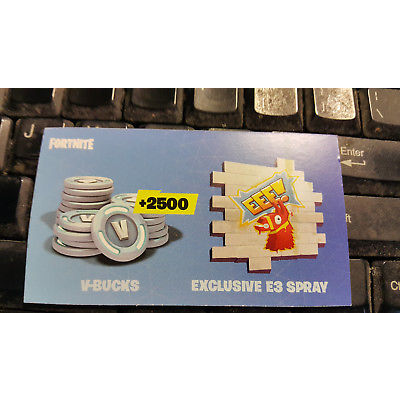 Fortnite Free 2500 V Bucks Code - Mark Lawton com