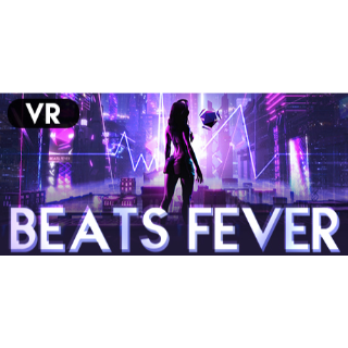 BEATS FEVER | Steam Global Key | Instant Delivery | Requires a virtual reality headset |