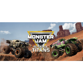 Monster Jam Steel Titans | Steam Global Key | Instant Delivery |