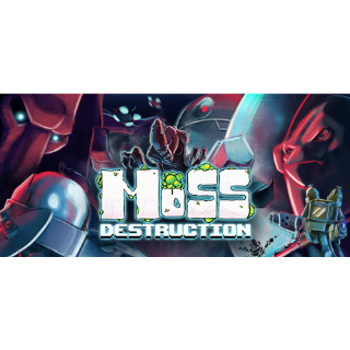 Moss Destruction | Steam Global Key | Instant Delivery |