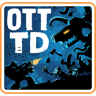 OTTTD: Over The Top Tower Defense | Nintendo Switch EU Key | Instant Delivery |