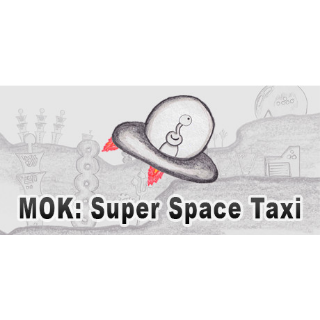 MOK: Super Space Taxi | Global Steam Key | Instant Delivery |