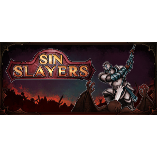 Sin Slayers | Steam Global Key | Instant Delivery |
