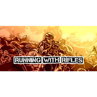 RUNNING WITH RIFLES | Steam Global Key | Instant Delivery |
