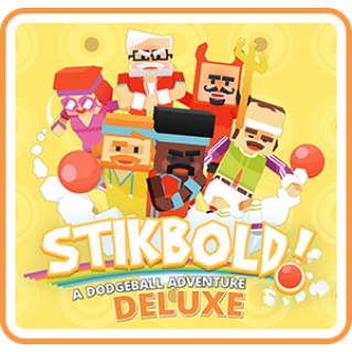 Stikbold! A Dodgeball Adventure DELUXE | Nintendo Switch EU Key | Instant Delivery |