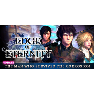 Edge Of Eternity | Steam Global Key | Instant Delivery |