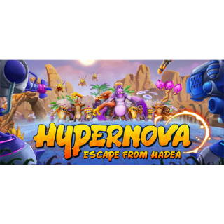 HYPERNOVA: Escape from Hadea   Steam Global Key   Instant Delivery  
