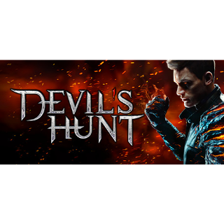 Devil's Hunt | Global Steam Key | Instant Delivery |