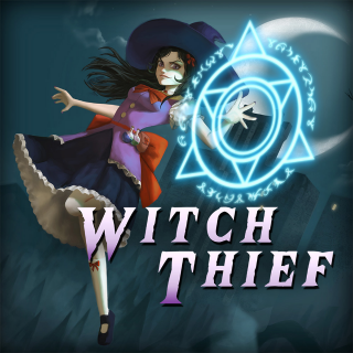 Witch Thief | Nintendo Switch EU Key | Instant Delivery |
