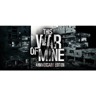 This War of Mine | Steam Global Key | Instant Delivery |