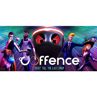 Coffence | Global Steam Key | Instant Delivery |