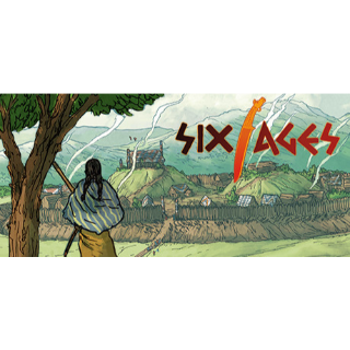 Six Ages: Ride Like the Wind | Steam Global Key | Instant Delivery |