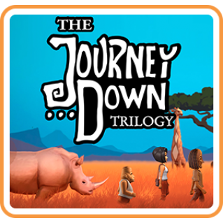 The Journey Down Trilogy | Nintendo Switch EU Key | Instant Delivery |