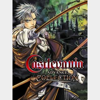 Castlevania Advance Collection | Steam Global Key | Instant Delivery |