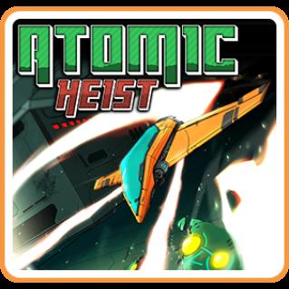 Atomic Heist | Nintendo Switch EU Key | Instant Delivery |