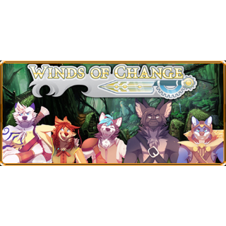 Winds of Change | Global Steam Key | Instant Delivery |