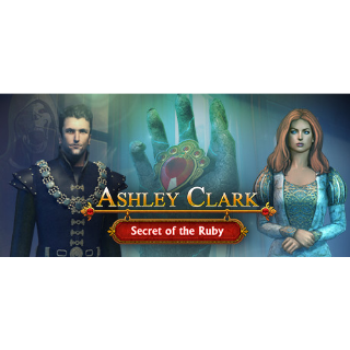 Ashley Clark: Secret of the Ruby | Instant Delivery | Steam Global Key |