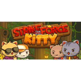 StrikeForce Kitty | Global Steam Key | Instant Delivery |
