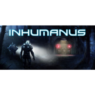Inhumanus | Global Steam Key | Instant Delivery | *Requires virtual reality headsets: HTC Vive or Oculus Rift.*
