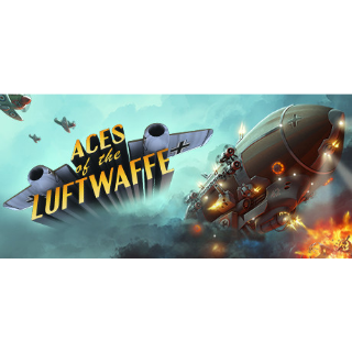 Aces of the Luftwaffe | PSN EU Key | Instant Delivery |