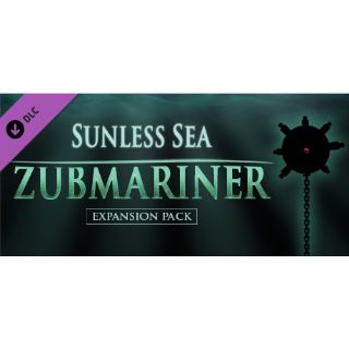 Sunless Sea - Zubmariner DLC | PS4 US Key | Instant Delivery |