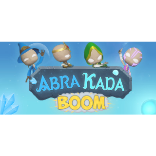 Abrakadaboom | Steam Global Key | Instant Delivery | *Early Access Game*