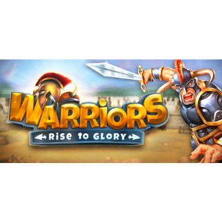 Warriors: Rise to Glory! | Steam Global Key | Instant Delivery |