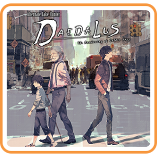 Alternate Jake Hunter: DAEDALUS The Awakening of Golden Jazz | Nintendo Switch NA Key | Instant Delivery |