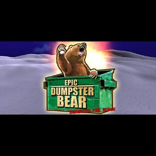 Epic Dumpster Bear | Global Steam Key | Instant Delivery |